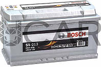 Bosch S5013 Silver Plus 100 Ah 830 A аккумулятор (-+, R)2017 год,  (0092S50130)