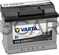 Varta Black Dynamic C14 56 A-h 480 A аккумулятор (-+, R), 11.2017 - 07.2018 (556400048)