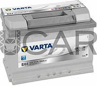 Varta Silver Dynamic E44 77 A-h 780 A аккумулятор (-+, R), 2017 год (577400078)