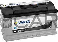 Varta Black Dynamic F6 90 A-h 720 A аккумулятор (-+, R), 2017 год (590122072)