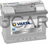 Varta Silver Dynamic D15 63 A-h 610 A аккумулятор (-+, R), 11.2017 - 06.2018 (563400061)