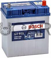 Bosch S4018 Silver 40 Ah 330 A аккумулятор (-+, R) Asia тонкие клеммы, 11.2017 - 08.2018 (0092S40180)