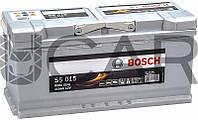 Bosch S5015 Silver Plus 110 Ah 920 A аккумулятор (-+, R), 2017 год (0092S50150)