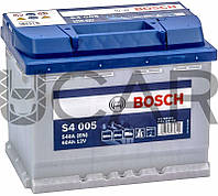 Bosch S4 005 Silver 60 Ah 540 A аккумулятор (-+, R), 2018 год (0092S40050)