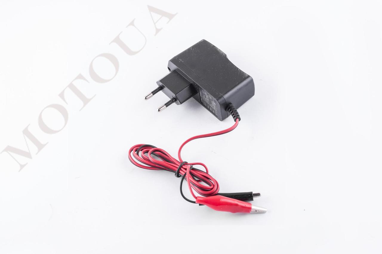 Зарядне для акумулятора 12V 1250мА GOLD