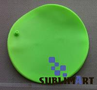 Силиконовая форма для сублимации на тарелке 20см