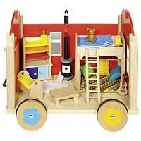 Кукольный домик goki Тележка пилигримов 51814G (51814G)