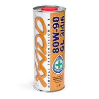 Трансмиссионное масло XADO Atomic Oil 80W-90 GL 3/4/5