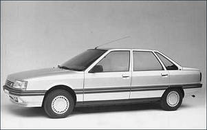Тюнинг Renault 21