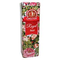 Чай Черный Chelton Королевские розы, ж/б 80г