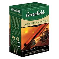 Чай Черный Greenfield Christmas Mystery, 100г