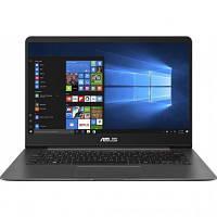 Ноутбук ASUS UX430UQ-GV223R 14FHD AG/Intel i7-7500U/16/512SSD/NVD940MX-2/W10P/Grey (90NB0DS1-M05150)