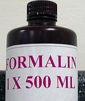 Формалин (формоль, водометанольный раствор формальдегида)