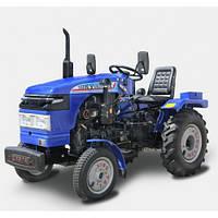 Міні-трактор XINGTAI 160N (Т16), 1 цил, 16 к.с. БЕСПЛАТНАЯ ДОСТАВКА!, фото 1