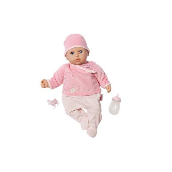 Интерактивная кукла MY FIRST BABY ANNABELL НАСТОЯЩАЯ МАЛЫШКА 36 см с аксессуарами озвучена