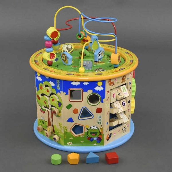 Деревянная игрушка Лабиринт - Логика