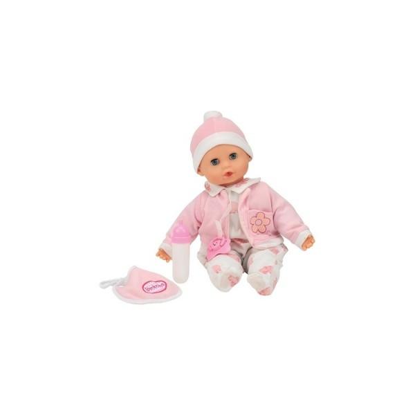 Говорящая кукла BAMBOLINA ФЛОРА 40 см с аксессуарами