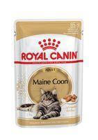Royal Canin MAINE COON ADULT Влажный корм для кошек породы мейн-кун в возрасте старше 15 месяцев 85 гр