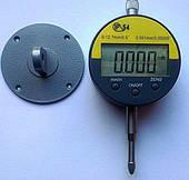 Цифровой индикатор часового типа ИЧЦ (0-12.7 мм) с ушком в водозащитном корпусе IP54