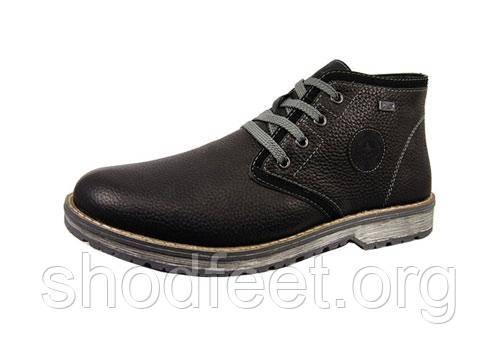 Мужские зимние ботинки Rieker Tex 39210-00