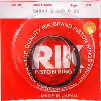Поршневые кольца на Ямаху JOG-50 d=40,25 мм, RIK