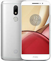"Motorola Moto M silver 4/32 Gb, 5.5"", MT6755, 3G, 4G"