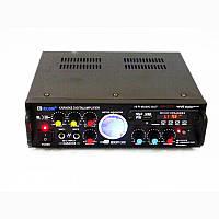 Усилитель мощности звука Ciclon AV 512 с пультом, USB, КАРАОКЕ, Mp3, FM, усилитель звука AV 512 с пультом