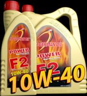 JB GERMAN OIL  Power F2 LL-Synthese High-Tech SAE 10W-40
