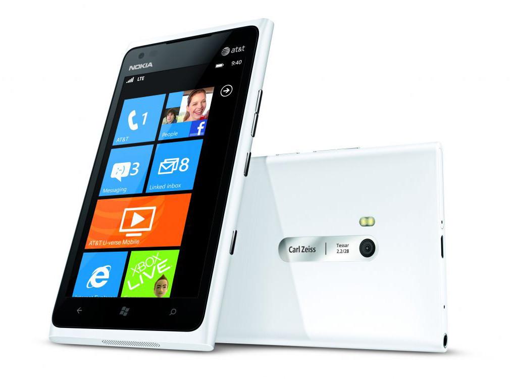Nokia Lumia 900 оригинал