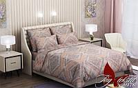 Комплект постельного белья (evro) RC6978 двуспальный евро бязь
