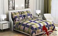 Комплект постельного белья (evro) RC9226 двуспальный евро бязь
