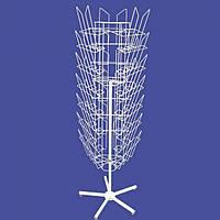 Стойка-вертушка для печатной продукции (разборная)
