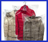 Чехлы для одежды полиэтиленовые 110 см