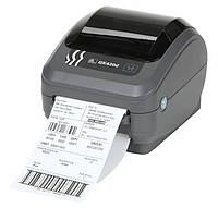 Принтер этикеток (штрих кода) Zebra GK420d