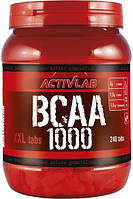 Бца ActivLab  BCAA 1000 (240 tabs)
