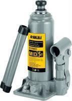 Домкрат гидравлический бутылочный Sigma mid 3т H 180-350мм (6105031)