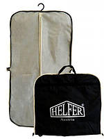 "Чехол-сумка для одежды черная ""Helfer"" 112х60 см"