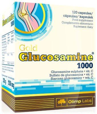 Для Суставов и Связок Olimp Gold Glucosamine 1000 (120 caps)