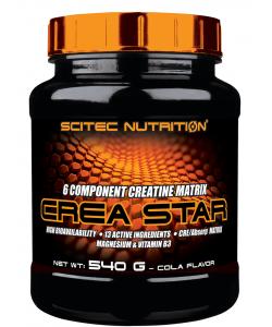 Креатин Scitec Nutrition Crea Star (540 g)