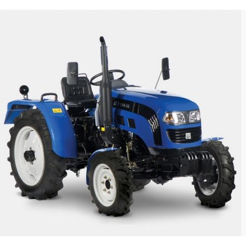 Міні-трактор ДТЗ 4244Н (244.4А), 24 к.с., 3 цил, 4*4, АКЦИЯ!