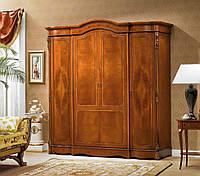 Шкаф для одежды 4-х дв. AMD- Орхидея