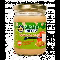 Арахисовая паста Good Energy с белым шоколадом (250 g)