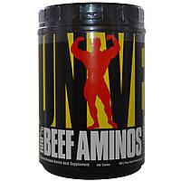 Аминокислоты Universal 100% Beef Aminos (400 tabs)
