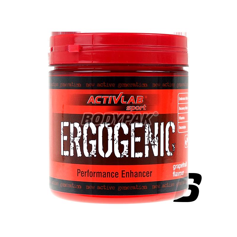 Предтренировочник Activlab Ergogenic (360 g)