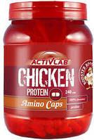 Аминокислоты Activlab Chicken Protein Amino Caps (240 caps), фото 1