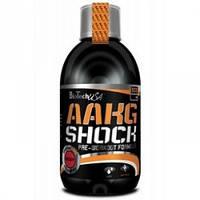 Предтренировочник BioTech AAKG Shock Extreme (0,5 l)