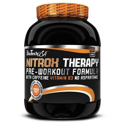 Предтренировочник BioTech Nitrox Therapy (680 g)