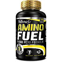 Аминокислоты BioTech Amino Fuel (120 tabs), фото 1