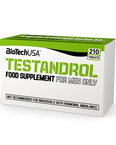 Повышение тестостерона BioTech Testandrol (210 tabs)