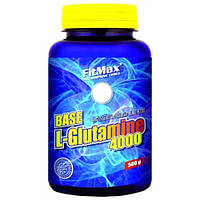 Глютамин FitMax Base L-Glutamine 4000 (500 g)